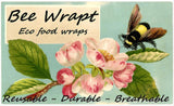 Bees wax food wrap pack