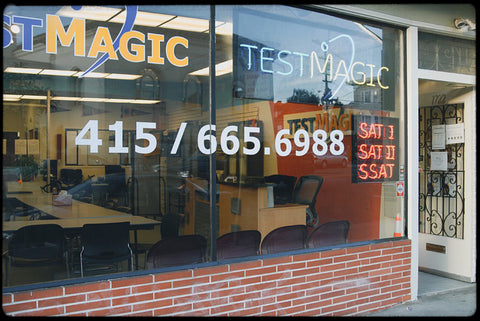 TestMagic on Irving Street