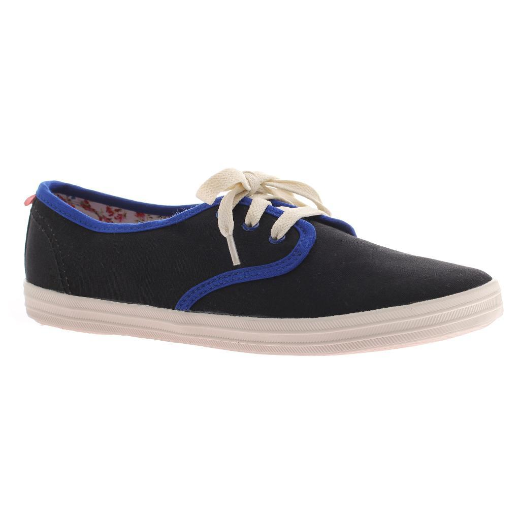DIMMI - IMPROVE in BLACK CANVAS Oxfords WOMEN FOOTWEAR DIMMI