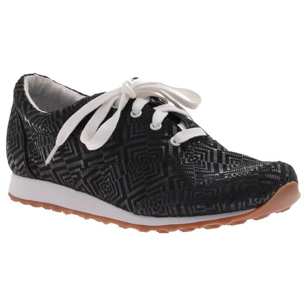 DIMMI - JOGGER in BLACK GRID Sneakers WOMEN FOOTWEAR DIMMI