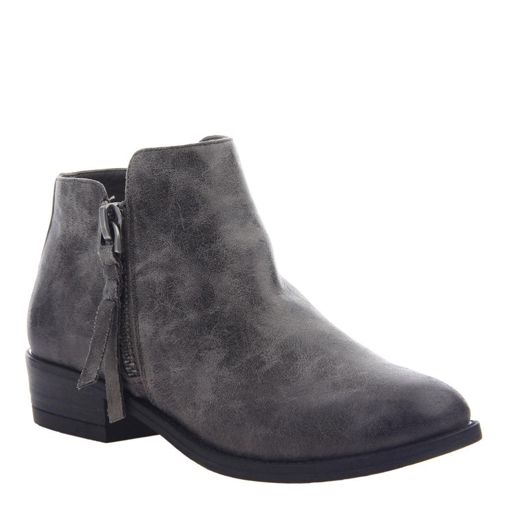 MADELINE GIRL - BRAMBLE in PEWTER Ankle Boots WOMEN FOOTWEAR MADELINE GIRL