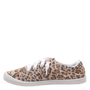 MADELINE GIRL - JELLY BEAN in LEOPARD PRINT Sneakers WOMEN FOOTWEAR MADELINE GIRL