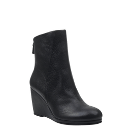 NAKED FEET - AMAVI in BLACK Mid-Shaft Boots WOMEN FOOTWEAR NAKED FEET
