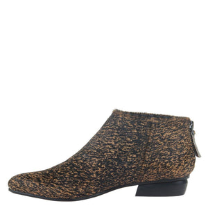 NAKED FEET - CHI in BROWN SUGAR Ankle Boots WOMEN FOOTWEAR NAKED FEET