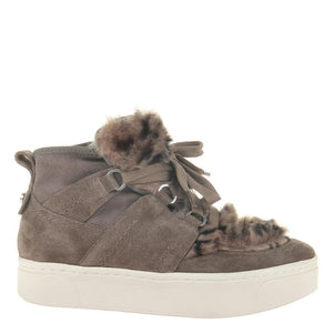NAKED FEET - EVOLUTION in GREY Sneakers WOMEN FOOTWEAR NAKED FEET