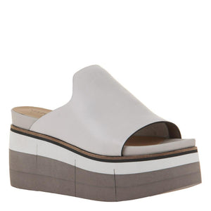 NAKED FEET - FLOW in MIST Heeled Sandals WOMEN FOOTWEAR NAKED FEET