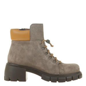 NAKED FEET - MILITANT in ECRU Ankle Boots WOMEN FOOTWEAR NAKED FEET