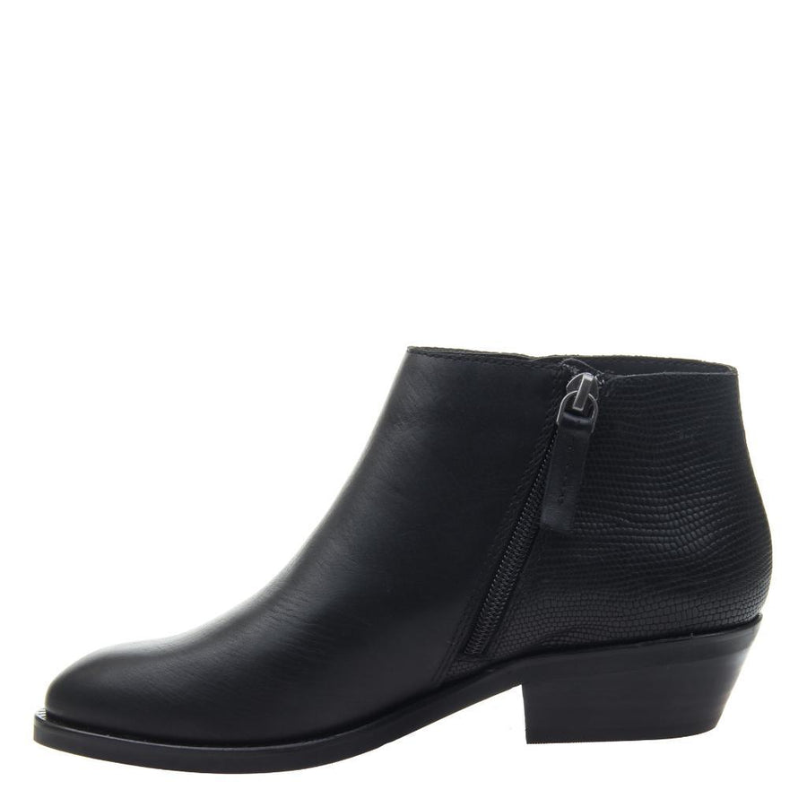 NICOLE - ARLETT in BLACK Ankle Boots WOMEN FOOTWEAR NICOLE