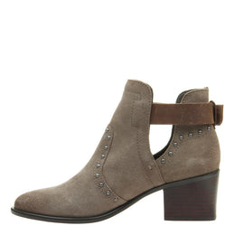 NICOLE - KELBY in GREY Ankle Boots WOMEN FOOTWEAR NICOLE