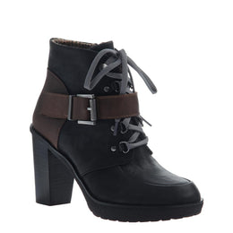 NICOLE - SYLVIE in BLACK Ankle Boots WOMEN FOOTWEAR NICOLE