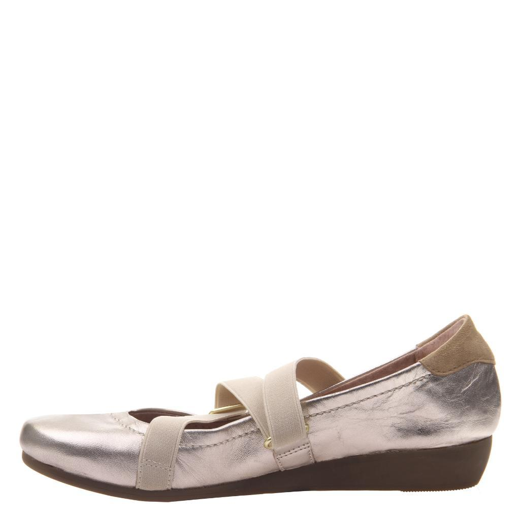 OTBT - ANORA in OLD GOLD Ballet Flats WOMEN FOOTWEAR OTBT