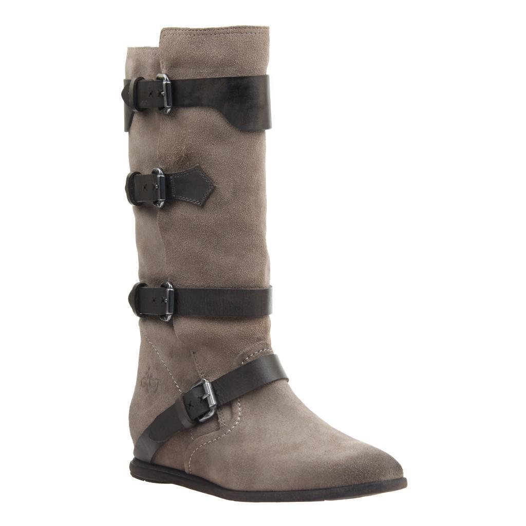OTBT - CALAMITY in DARK TAUPE Mid-Shaft Boots WOMEN FOOTWEAR OTBT