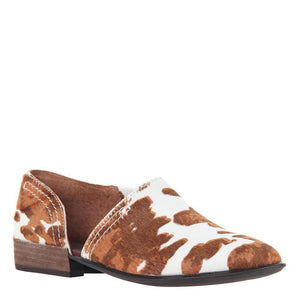 OTBT - COYOTE in CALF PRINT Ankle Boots WOMEN FOOTWEAR OTBT