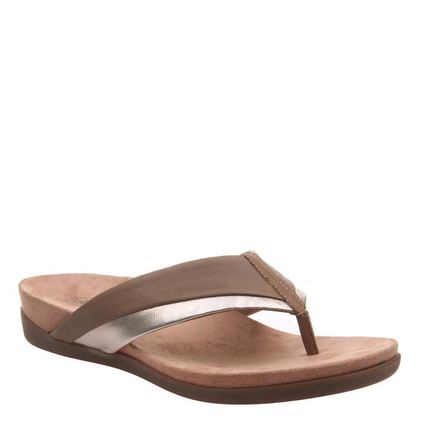 OTBT - EMMETH in OLD GOLD Flat Sandals WOMEN FOOTWEAR OTBT