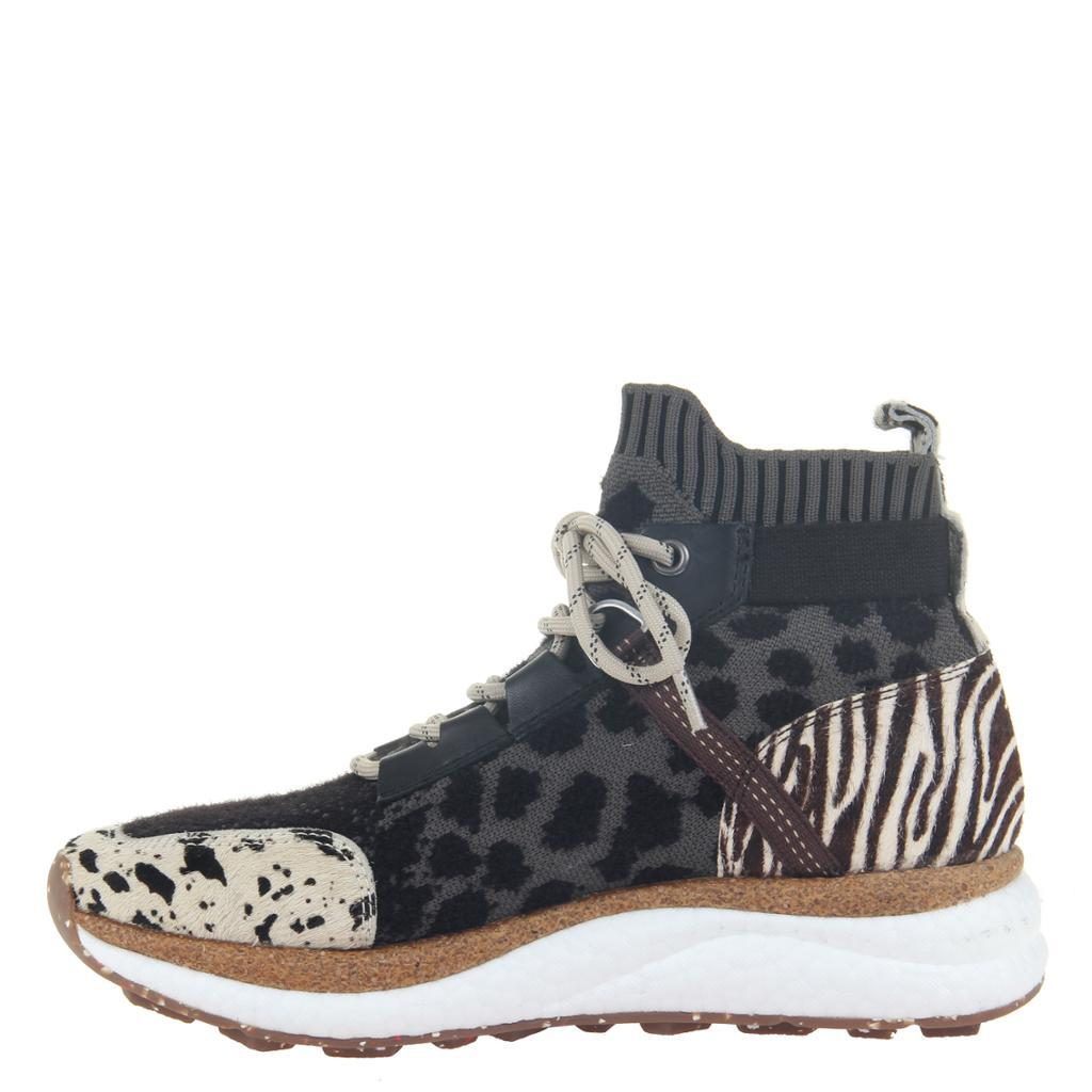 OTBT - HYBRID in ANIMAL PRINT Sneakers WOMEN FOOTWEAR OTBT