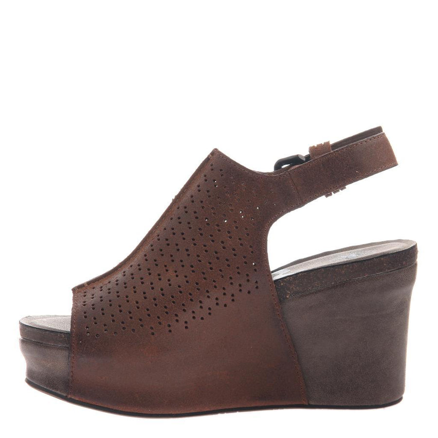 OTBT - JAUNT in NEW TAN Wedge Sandals WOMEN FOOTWEAR OTBT