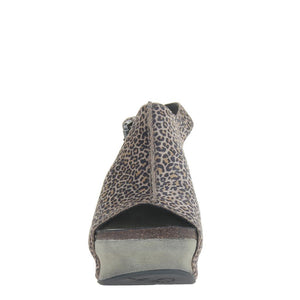 OTBT - JAUNT in STONE Wedge Sandals WOMEN FOOTWEAR OTBT