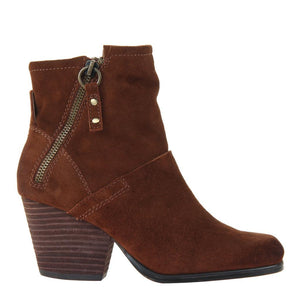 OTBT - LONG RIDER in NEW TAN Ankle Boots WOMEN FOOTWEAR OTBT