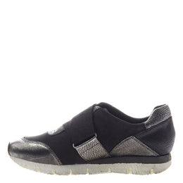 OTBT - NEW WAVE in BLACK SILVER Sneakers WOMEN FOOTWEAR OTBT