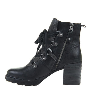OTBT - OREGON in BLACK Ankle Boots WOMEN FOOTWEAR OTBT