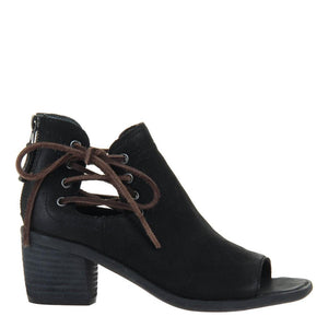 OTBT - PRAIRIE in BLACK Heeled Sandals WOMEN FOOTWEAR OTBT