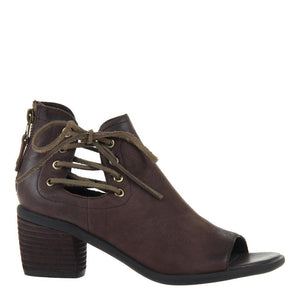 OTBT - PRAIRIE in DARK BROWN Heeled Sandals WOMEN FOOTWEAR OTBT