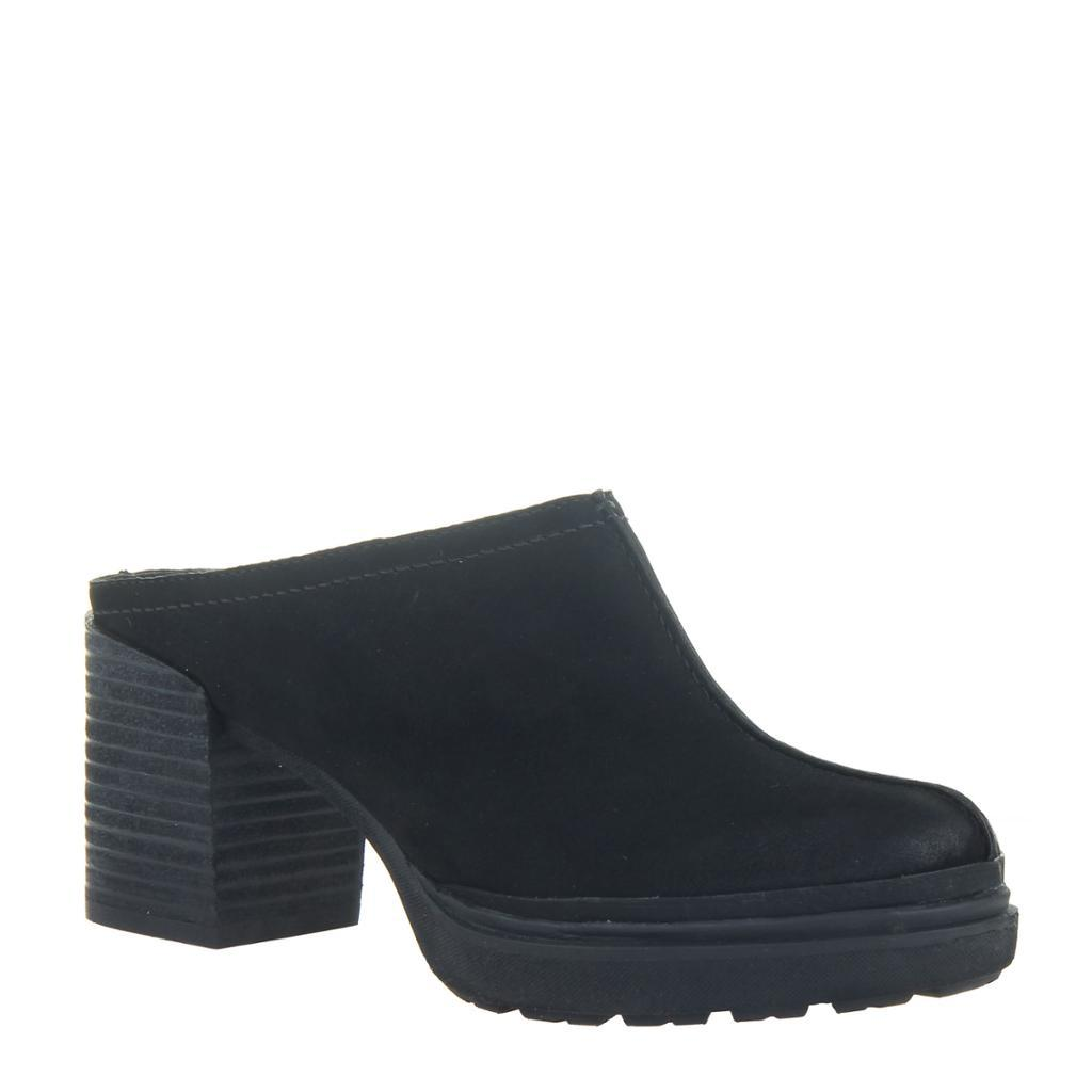 OTBT - SPLIT in BLACK Mules WOMEN FOOTWEAR OTBT