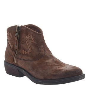 OTBT - TREK in TOBACCO Ankle Boots WOMEN FOOTWEAR OTBT