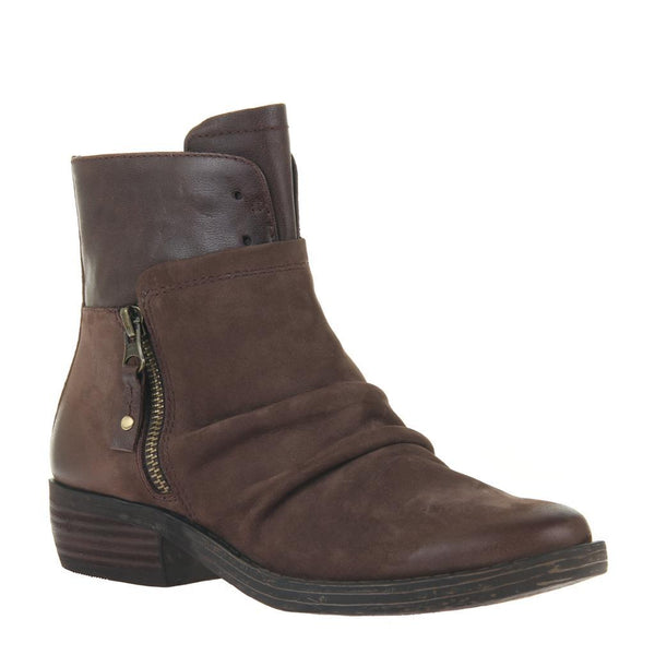 OTBT - YOKEL in DARK BROWN Ankle Boots WOMEN FOOTWEAR OTBT
