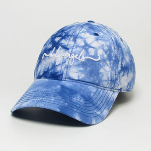 Tie Dye Holy Angels Baseball Cap