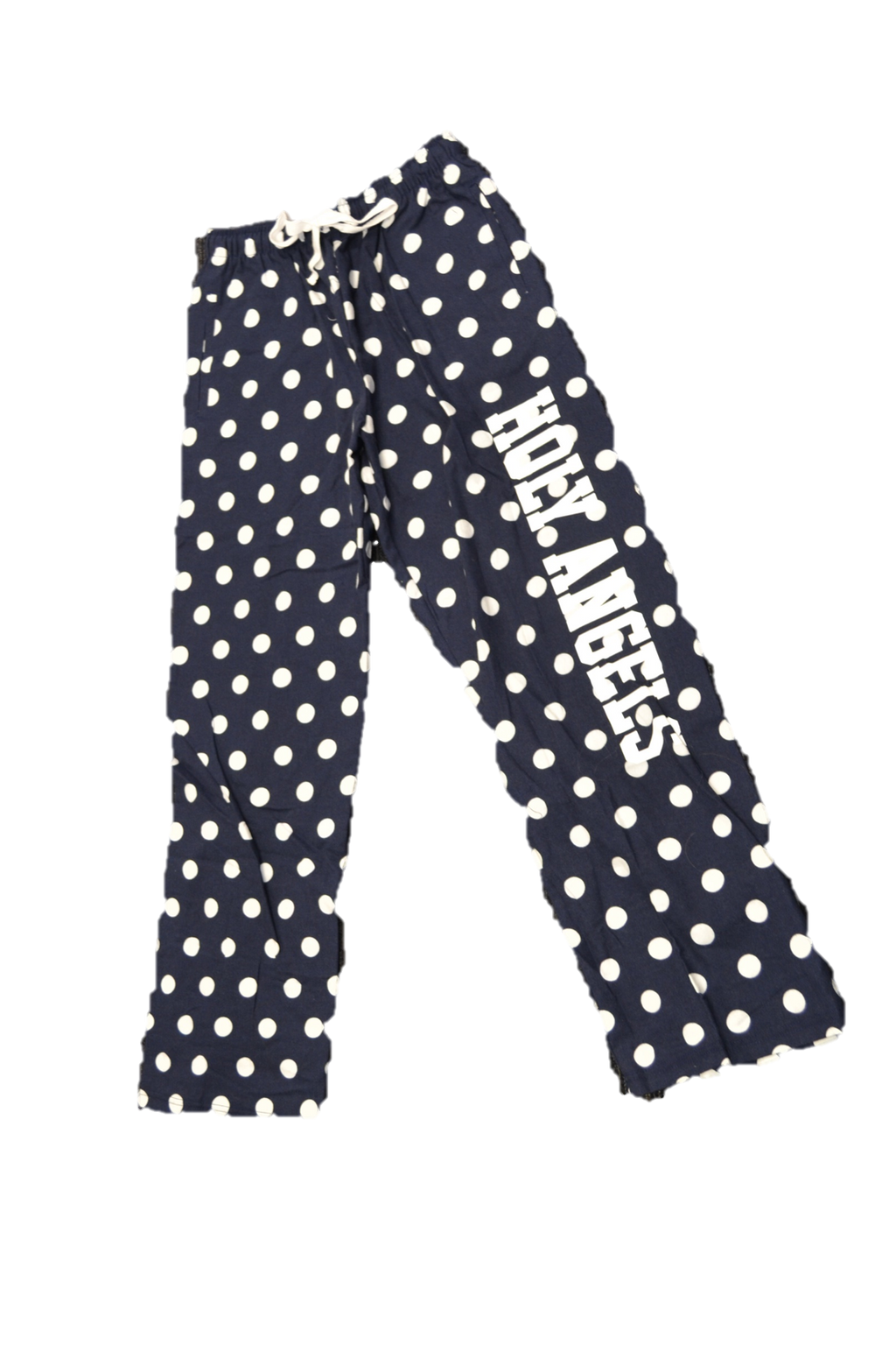 Polka Dot Flannel PJ Pants