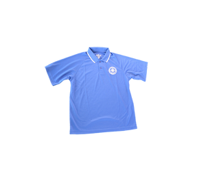 Men's Moisture-Wicking Polo with AHA Seal