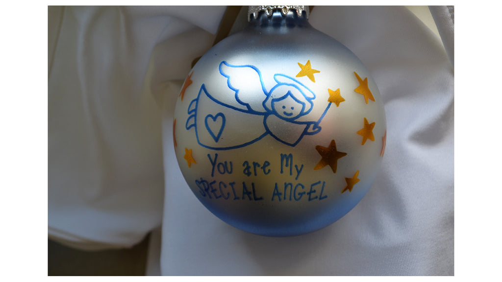 Special Angel Ornament
