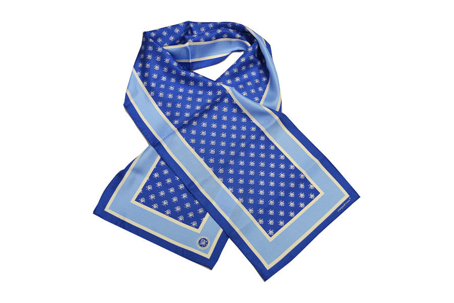 Custom AHA Women's Silk Scarf by Vineyard Vines