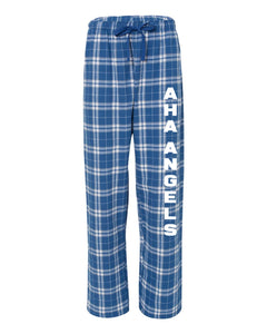 Flannel PJ Pants in Blue
