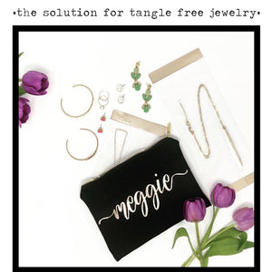 custom cursive~jewelry snug kit