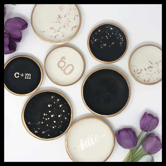 jewelry dishes *customizable*