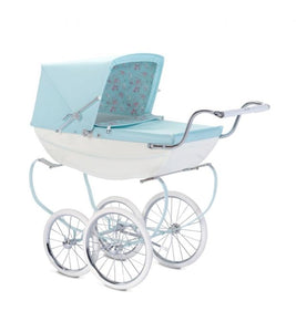 Silver Cross Hand Crafted Doll Pram Stroller-Sweet Pea