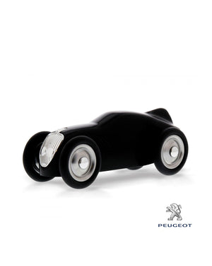 Car MINI METAL PEUGEOT ANDREAU - Black