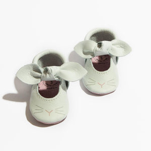 Bunny Knotted Bow Mocc Mini Sole