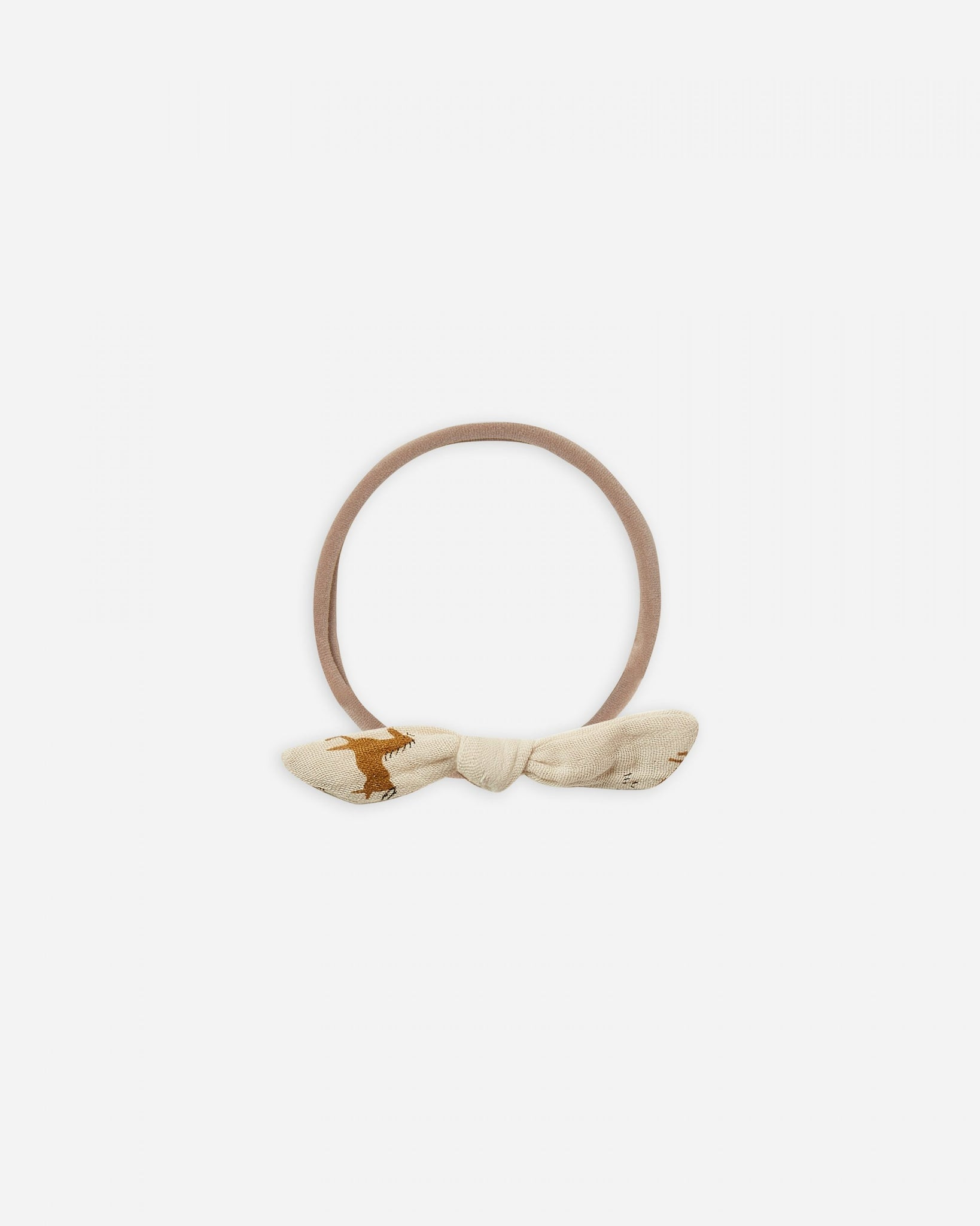 Knot Headband Natural