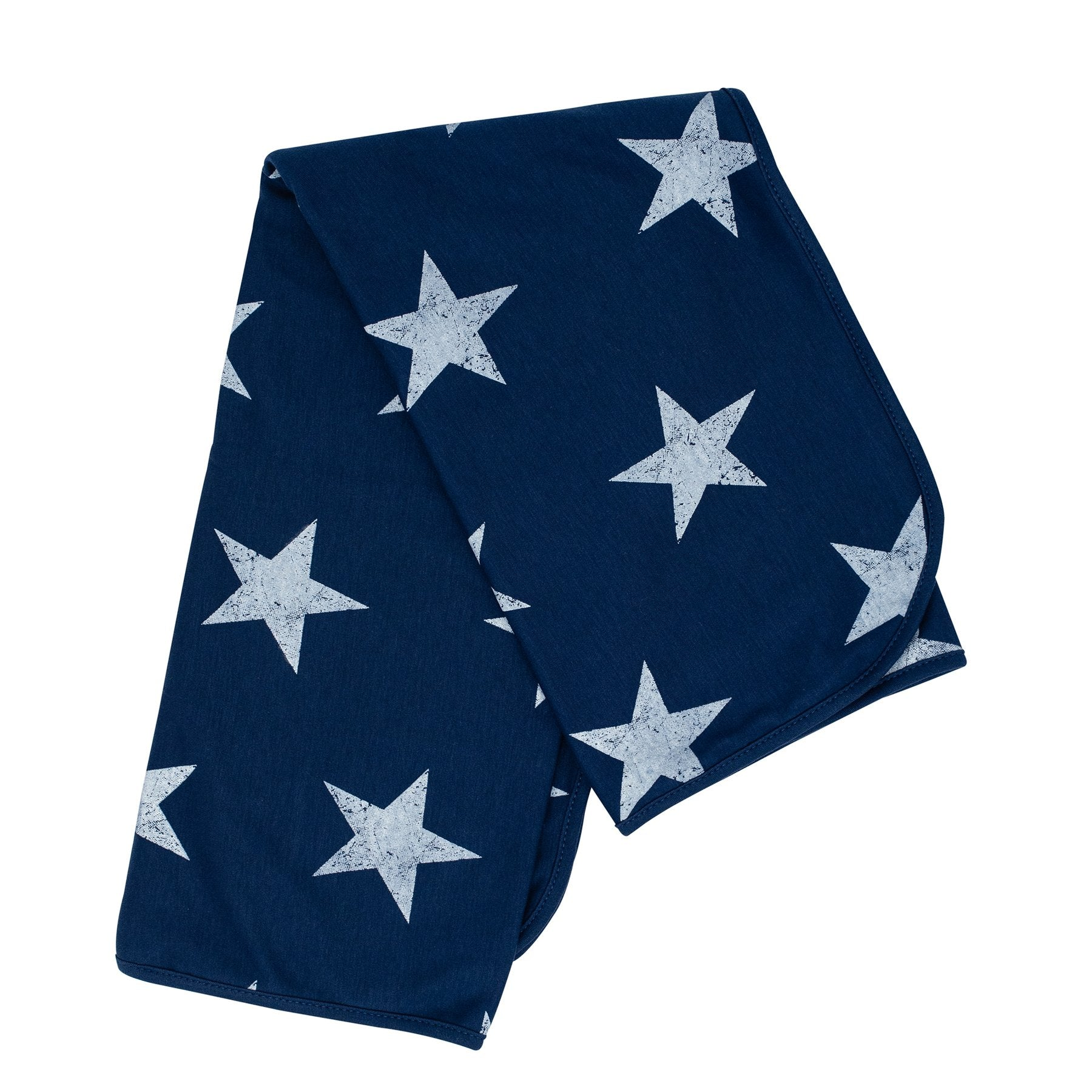 White Star Blanket - Navy