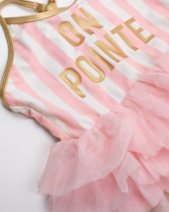One Swimsuit Piece - On Pointe
