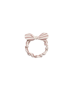 Striped Baby Bow Headband