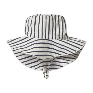 Bucket Hat - Stripes Away Ink Blue