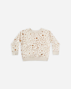 Starburst Sweatshirt - Natural