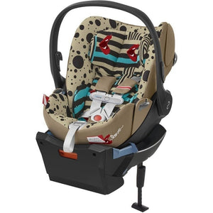Cloud Q Infant Car Seat and Base - Karolina Kurkova Collection