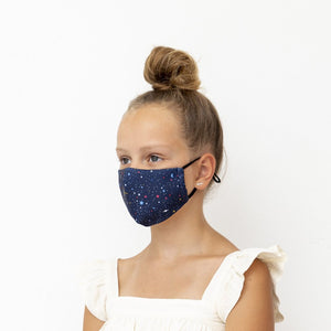Child Face Mask- Night Sky