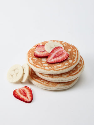 Fluffy Pancakes Play Food Set