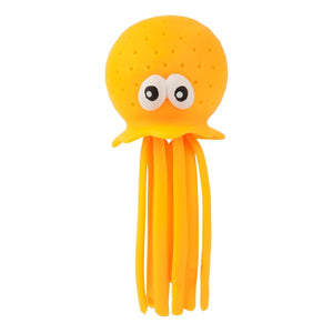 Octopus Bath Squirter | Orange